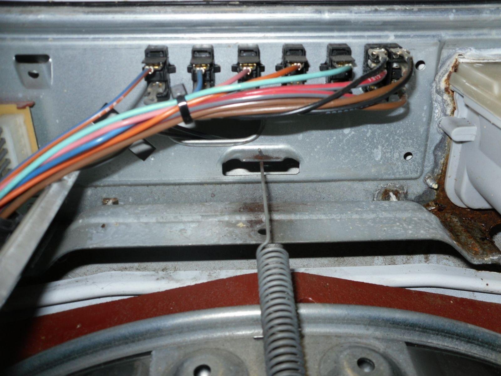 06 ASKO W600 Washer Inside TopView6