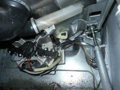 20 ASKO W600 Washer InsideBottomRightView