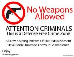 Gun Free Zone