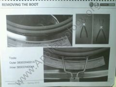 LG Washing Machine Training Handout Documents
