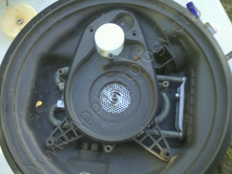 LG Dishwasher Sump Assembly Teardown, 3 of 12
