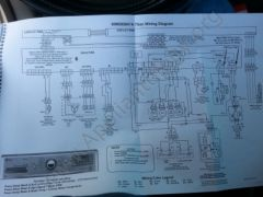 LG Titan Washer Training: Wiring Diagram