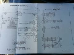 LG Titan Washer Training: Schematic