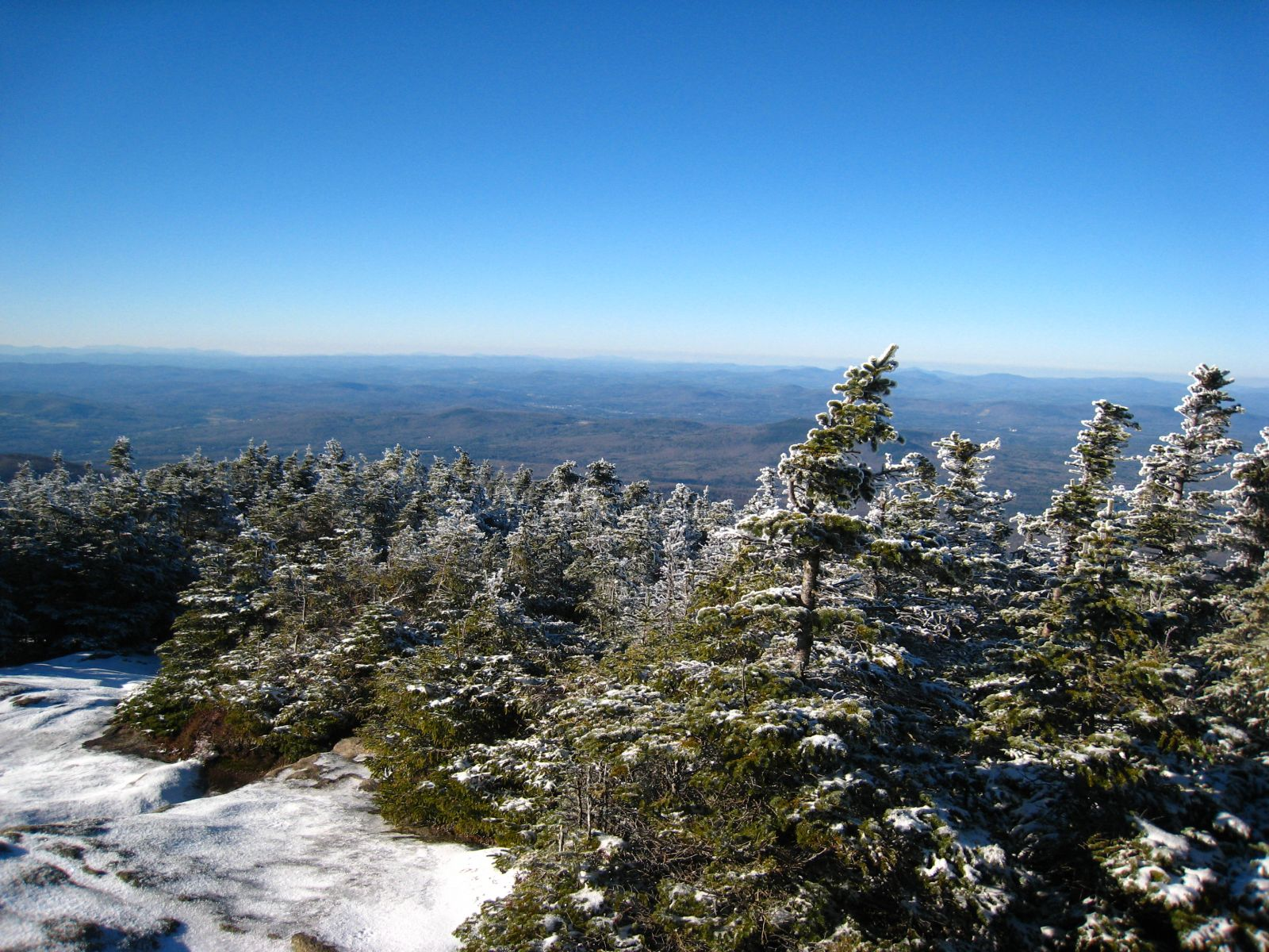 View from the Summit of Mt. Garfield