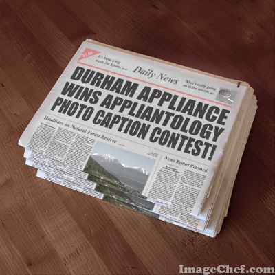 DurhamAppliance in the Daily News