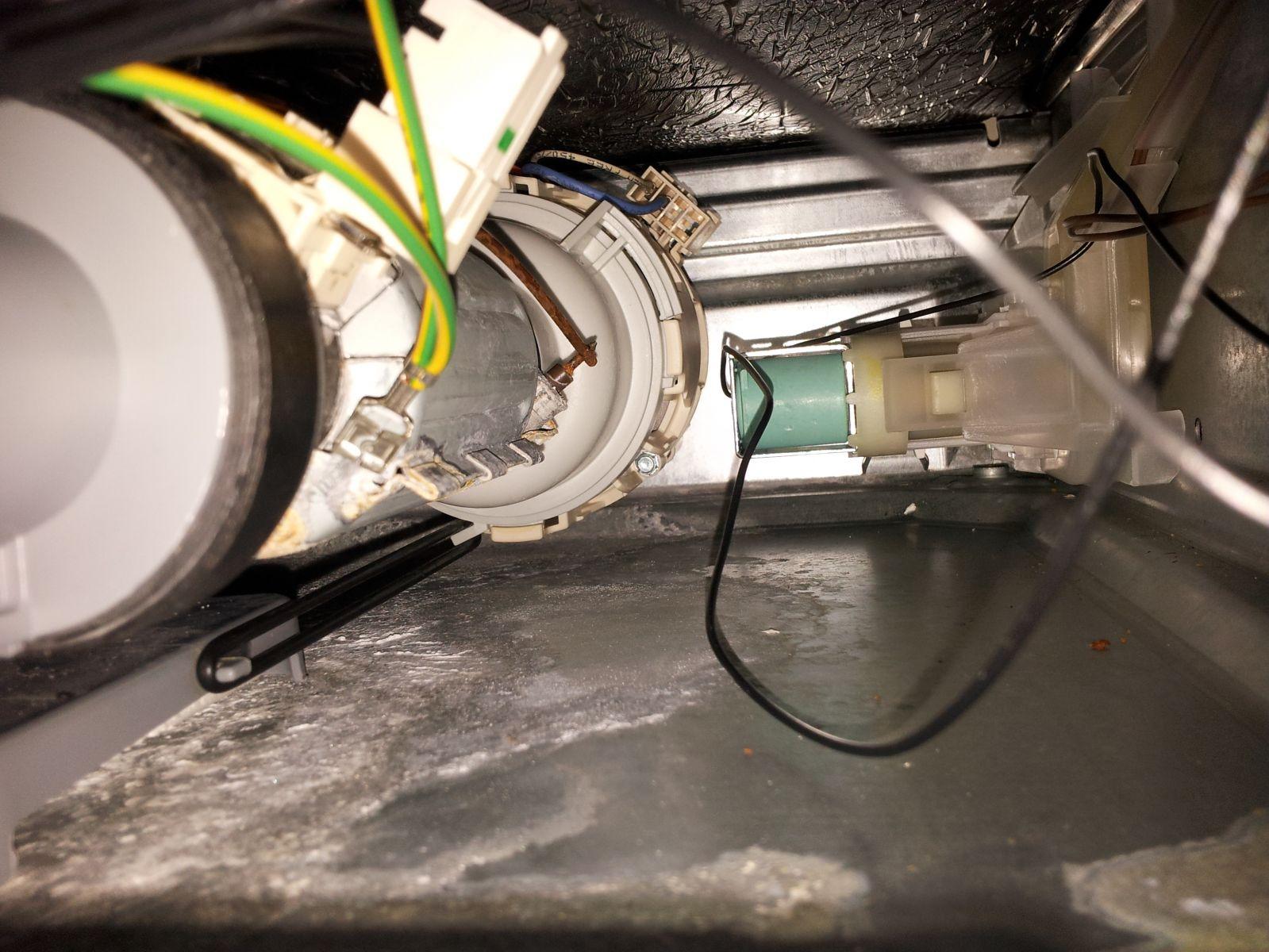 Asko dishwasher drain pan