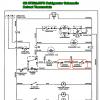 GE GTS22JBPB Refrigerator Schematic
