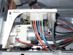 05 ASKO W600 Washer Inside TopView5