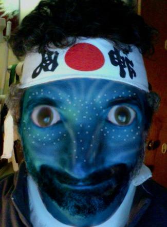 Samurai Na'vi