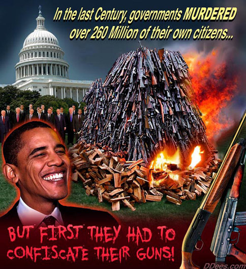 Gun Confiscation And Government Murders