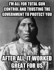 Trust the Government to Protect You...