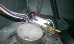 Washer Motor Terminals