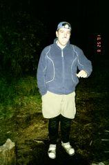 Tomscat at Camp
