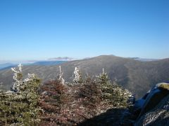 Looking at Franconia Ridge