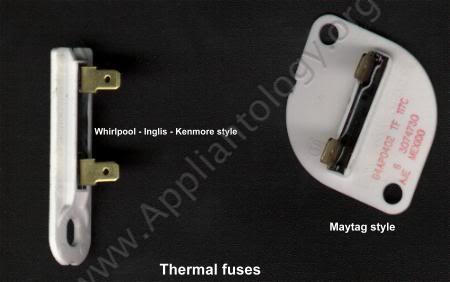 Dryer Thermal Fuses