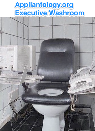 Appliantology.org Executive Washroom