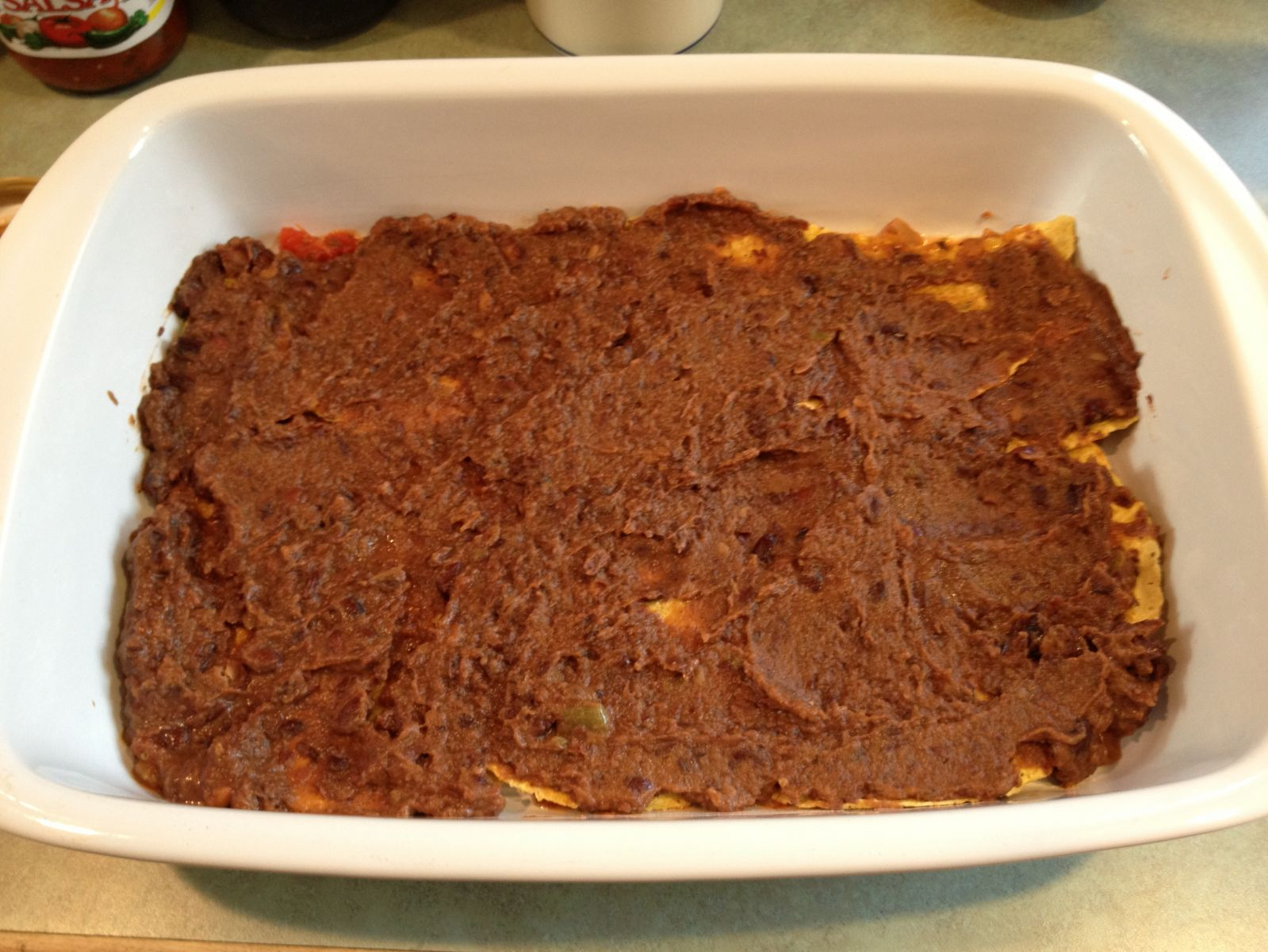Enchilasagna step 3