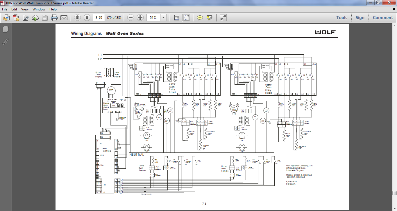 DO30FS wiring