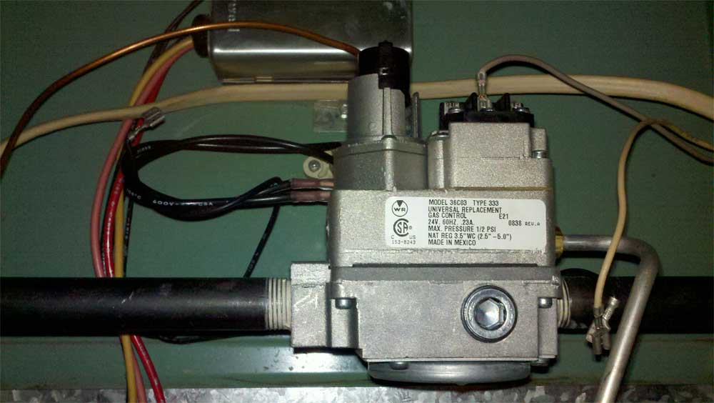 Diagram Confortmaker Model Wiring Gu400075 08m. . Wiring Diagram on