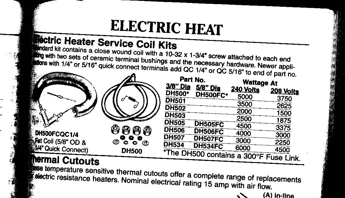 Old Thermador Wall Heater Diy Appliance Repair Help