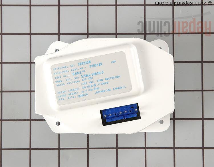 Whirlpool GS6SHEXMS00 Refrigerator Augur Motor