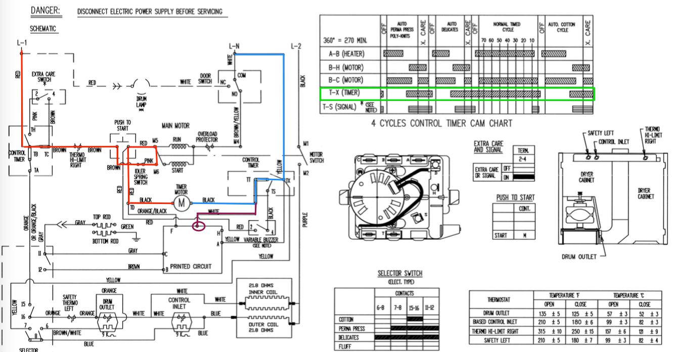 large.GE_GTDP490ED2WS_Dryer.4be5676017b9aae7bca43f1f94b2dafc ge gtdp490ed2ws dryer the appliantology gallery appliantology wiring diagram for ge dryer at edmiracle.co