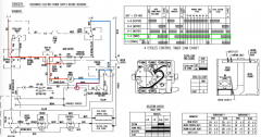 GE GTDP490ED2WS Dryer