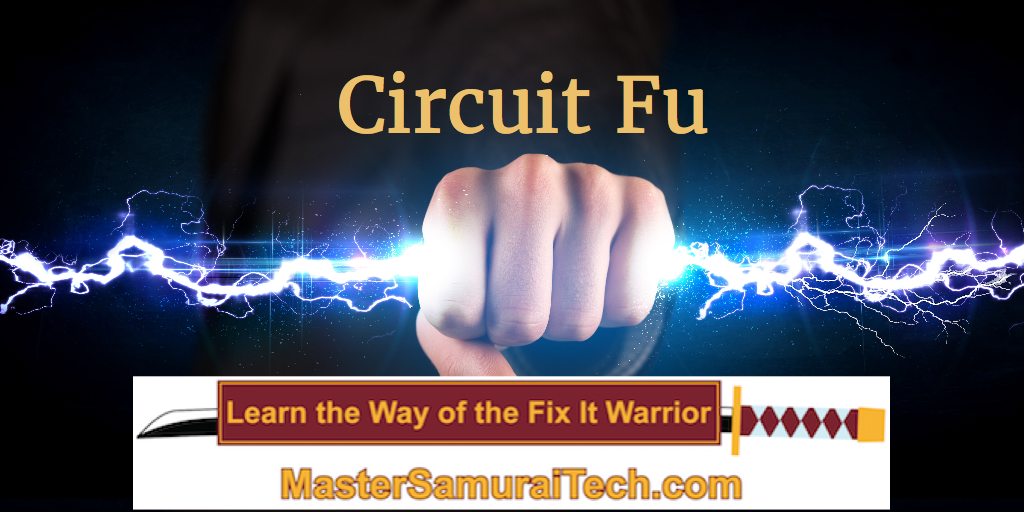 Circuit Fu - The Ancient Lost Art of Appliance Repair