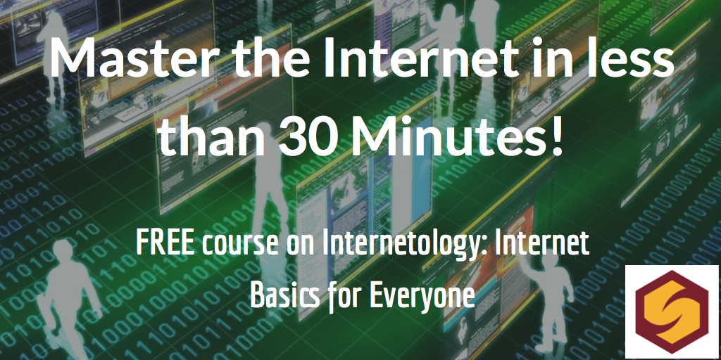 Free Online Course on Internetology