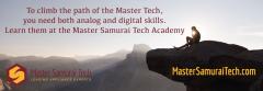 Climb the path of the Master Samurai Tech