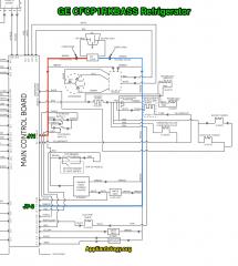 GE CFCP1RKBASS Refrigerator
