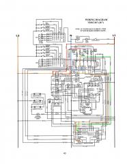 Viking VDSC367 Range Bake Circuit Schematic Trace