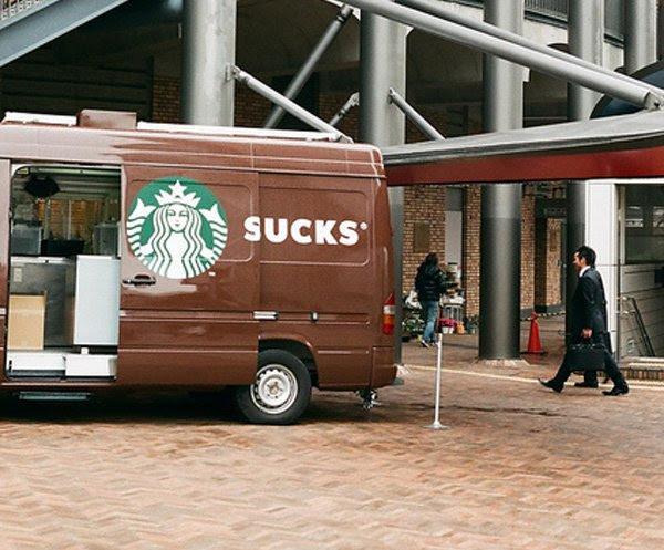 Starbucks Sucks