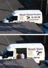 Classic Van Decal Fails