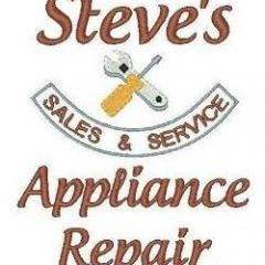 Steve's Appliance Repair, Sales & S