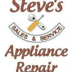 Steve's Appliance Repair, Sales & S
