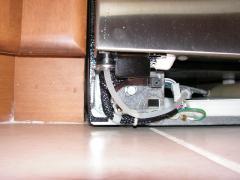 Kitchenaid Refrigerator door wire harness 1