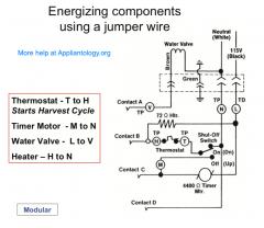 Hoaki Ice Maker Wiring Diagram on