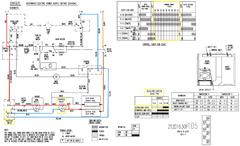 GE GTDP300 Electric Dryer Minimanual 31-16255 - Schematic Markup