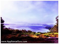 Purple Haze at the Clarke Lookout