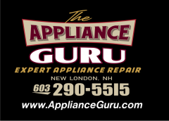 The Appliance Guru: Fast, Expert Appliance Repair Service in the Kearsarge-Lake Sunapee Region of New Hampshire