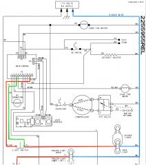 Whirlpool GS6SHAXMB00 FF Lights