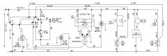 Amana BBI20TPSW Refrigerator Schematic