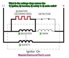 Gas Valve Circuit Quiz