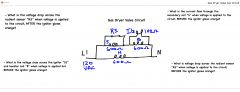 Gas Dryer Valve Control Circuit Quiz