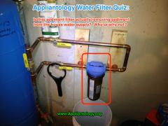 Appliantology Water Filter Quiz