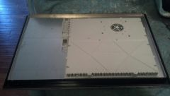 Electrolux Induction Cooktop Electronics Module Backside