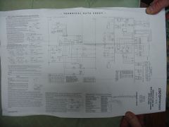 Kenmore 911.30465893 Wall Oven Tech Sheet