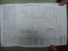 Kenmore 911.30465893 Wall Oven Tech Sheet
